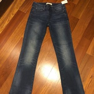 GAP Jeans, perfect boot, size 24